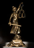 Statue of justice, Law concept,. Justice, blind temida, the concept of law stock photo