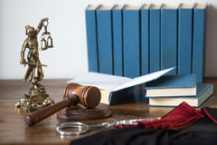 Statue of justice, Law concept,. Justice, blind temida, the concept of law royalty free stock photography