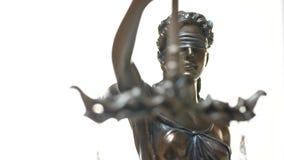 Statue of Justice Symbol