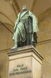 Statue of Karl Wrede Feldmarschall of Bayern Royalty Free Stock Photos