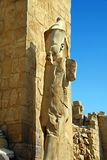 Statue in Karnak Temple Royalty Free Stock Image