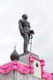 Statue of King  Chulalongkorn. King Rama 5 Stock Images