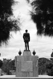 Statue of King  Chulalongkorn. King Rama 5 Royalty Free Stock Photos
