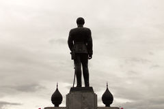 Statue of King  Chulalongkorn Stock Image