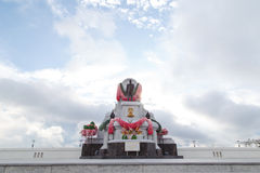 Statue of King Chulalongkorn Stock Images