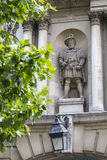 King Henry VIII Statue in London Stock Images