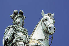 Statue of King José I Royalty Free Stock Photo