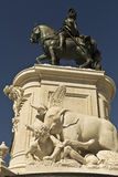 Statue of King Jose I Stock Photography