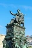 Statue of King Maximilian Joseph 1835, Munich city, Bavaria, G. Statue of King Maximilian Joseph 1835 by Christian Daniel Rauch at Max-Joseph-Platz, Munich city royalty free stock image