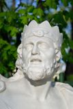 Statue of King Midas. Stock Photo