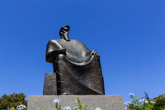 Statue of King Petar Kresimir in Sibenik Royalty Free Stock Images