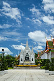 Statue of King Rama 3. At Royal Thai Pavilion Mahajetsadabadin in Bangkok, Thailand Stock Photo