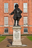 Statue of King William III Royalty Free Stock Images