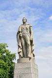 Statue of King William iv Greenwich Royalty Free Stock Photo