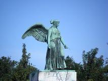 Statue in Kopenhagen Lizenzfreie Stockfotos