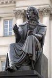 Statue of Kopernikus, Warszawa, Poland Royalty Free Stock Image