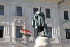 Statue of Kossuth Stock Images