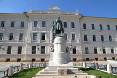 Statue of Kossuth Stock Photo
