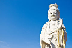 Statue Kuanyin Of Thailand Stock Photography