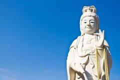 Statue kuanyin von Thailand Stockfotografie