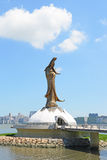 Statue of Kun Iam stock images
