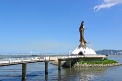 Statue of Kun Iam Royalty Free Stock Photo