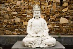 Statue of Kwan-yin,Chinese religious idol Stock Photography