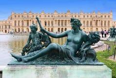 Statue of La Marne, Versailles, Paris Royalty Free Stock Image