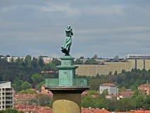 Statue, Landmark, Sky, Monument royalty free stock image