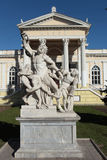 Statue Laocoon and his sons in Odessa, Ukraine Royalty Free Stock Photos