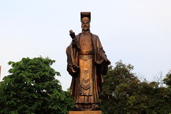 Statue of Le Loi Stock Images