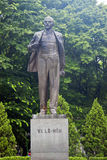 Statue of Lenin in Hanoi Royalty Free Stock Photos