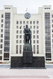 Statue of Lenin Royalty Free Stock Photography