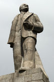 Statue of Lenin in Moscow, Russia. Stock Image