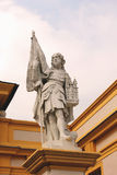Statue of Leopold II Stock Photography