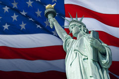 Statue of Liberty Royalty Free Stock Image