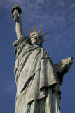 Statue of Liberty. On the River Seine in Paris, France, Europe Royalty Free Stock Photo
