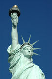 Statue of Liberty. On Liberty Island in New York City Royalty Free Stock Photos
