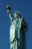 Statue of Liberty. On Liberty Island in New York City Stock Photos