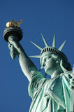 Statue of Liberty. On Liberty Island in New York City Stock Images
