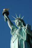 Statue of Liberty. On Liberty Island in New York City Royalty Free Stock Photo
