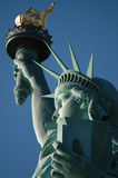 Statue of Liberty. On Liberty Island in New York City Royalty Free Stock Image