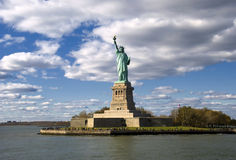 Statue of Liberty. New York Royalty Free Stock Photo