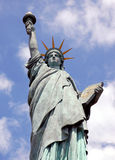 The Statue of Liberty. US stock photos