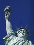 Statue of Liberty. Closeup detail Royalty Free Stock Photo