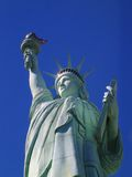 Statue of Liberty. Closeup detail Royalty Free Stock Images