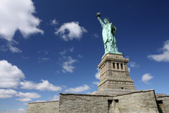 Statue of Liberty. As of May 2010 Stock Photo