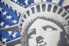 Statue of Liberty. Royalty Free Stock Image