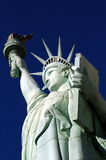 Statue of Liberty 2. Statue of Liberty with blue sky royalty free stock images