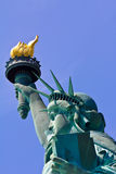 Statue of liberty. New York City Royalty Free Stock Photography